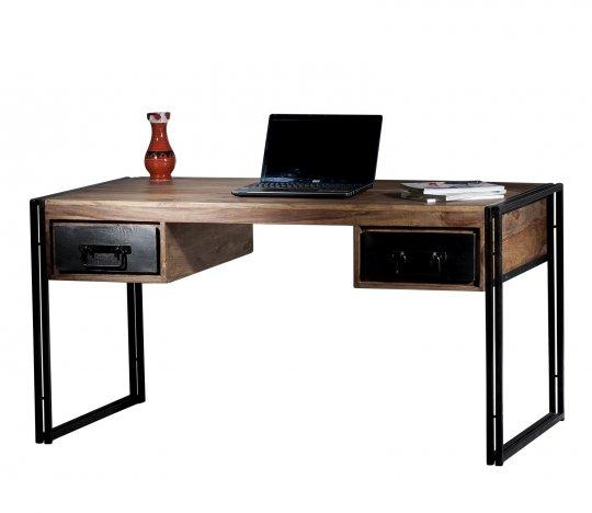Sheeshamholz Möbel Schreibtisch 150x76x80cm Massiv