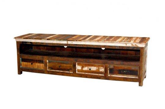 Vintage Möbel Lowboard 200x60x40cm