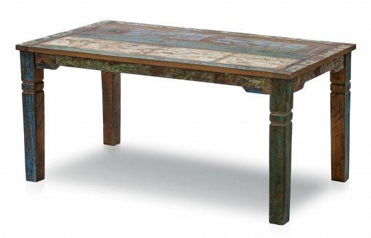 Vintage Möbel Esstisch 90x180cm Massiv