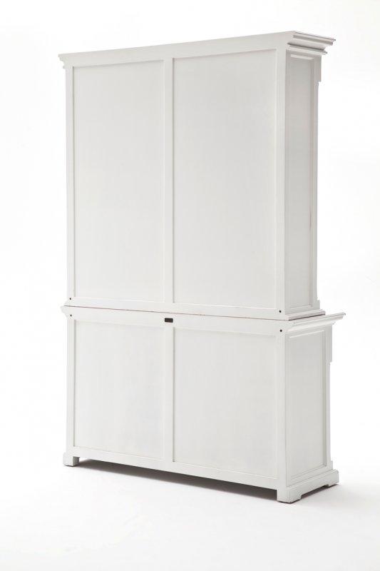 Büffet Schrank Weiß 145x220x50cm