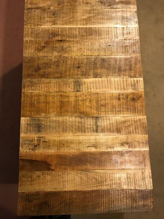 Massivholz Möbel Lowboard 200x55x45cm