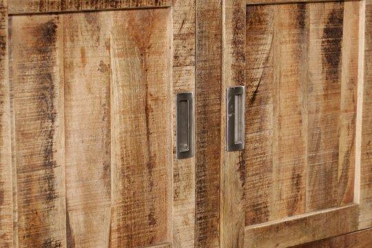 Massivholz Möbel Buffet 140x200x40cm