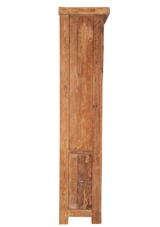 Teakholz Möbel Regal 70x195x45cm