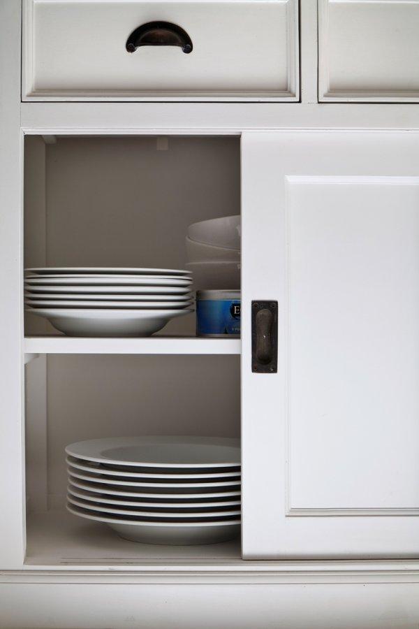 kommode mit schiebet ren 125x85x50cm massiv. Black Bedroom Furniture Sets. Home Design Ideas
