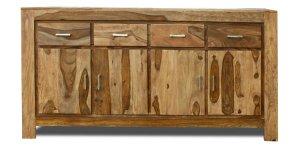 Sheesham Sideboard 160x85x45cm Auslaufmodell