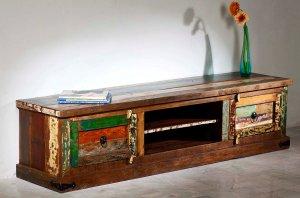 Vintage Möbel Lowboard TV Board 180x45x45cm