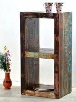 Cube Vintage Block 45x90x35cm Massivmöbel
