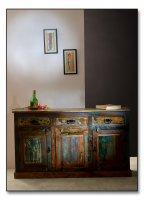 Shabby Chic Vintage Sideboard 140x80x40cm