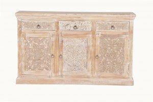 Shabby Chic Möbel Vintage Kommode 150x90x45cm