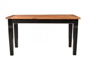Kolonial Tisch Mangoholz 140x76x70cm Plattenstärke 2,5 cm