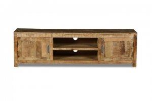 Massivholz Möbel Lowboard 145x50x45cm