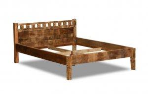 Massivholz Möbel Bett 140x200cm