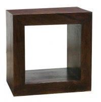 Kolonial  Block Couchtisch Cube 45x45x45cm